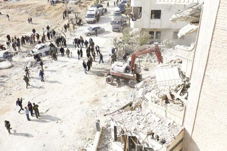 سوريا: الإرهاب يغتال القنطار وحزب الله يتهم إسرائيل