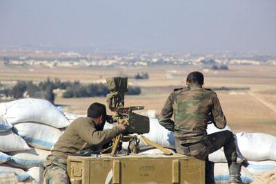 الجيش السوري يدمر أوكارا للإرهابيين ويقضي على مقر قيادة للنصرة بإدلب