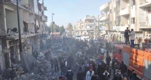 سوريا: الإرهاب يغتال 14 قتيلا فـي حمص .. واتفاق يخلي 3 بلدات من المسلحين