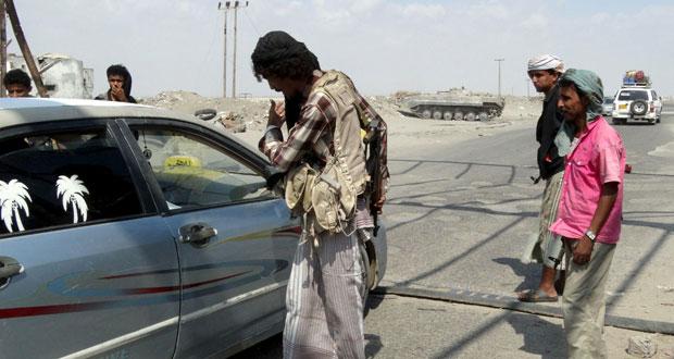 اليمن: القاعدة يحتلون (جعار) لفترة وجيزة