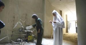 الجيش السوري يقترب من حسم معركة الشيخ مسكين