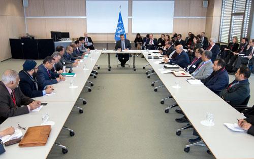 اليمن يبدأ محادثات السلام مع خرق متبادل لـ(وقف النار)