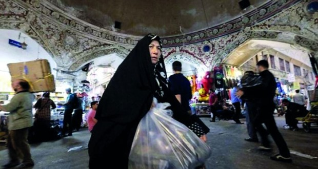"""""""سوق طهران"""" رمز حضاري وتاريخي في إيران"""