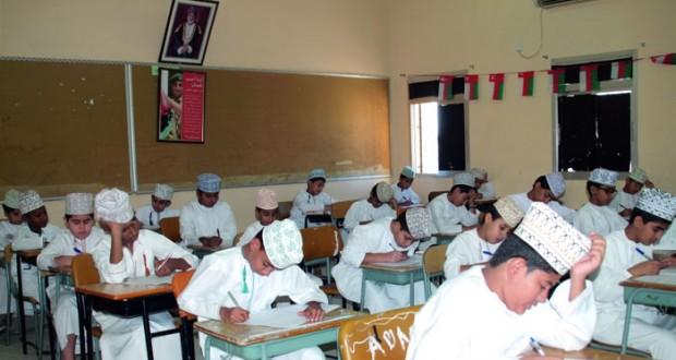 أكثر من 56 ألف طالب وطالبة فـي امتحانات النقل بتعليمية مسقط