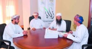 اجتماع اللجنة الرئيسية للأوقاف وبيت المال والزكاة وتنمية الاستثمارات