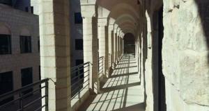 """""""خان الوكالة"""" بمدينة نابلس يشكل حقبة تاريخية إلى العهد العثماني"""