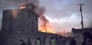 أفغانستان : هجوم (طالباني) يستهدف مطعما فرنسيا