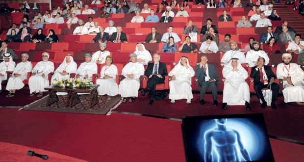 وزير الصحة يرعى المؤتمر العلمي للجمعية العمانية لطب القلب بالتعاون مع الجمعية الأوروبية لحالات القلب الحرجة
