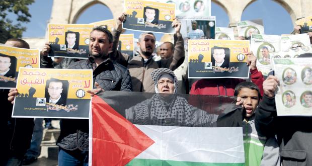 الفلسطينيون يجددون التأكيد على الاستعداد للسلام العادل والشامل عبر المفاوضات والشرعية الدولية