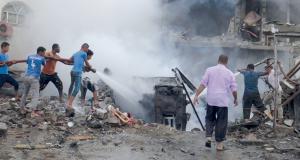 اليمن: (مفخخة) تحصد 8 قرب (المعاشيق) و(داعش) تتبنى