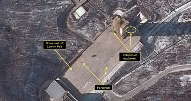 كوريا الشمالية تكثف جهودها الدبلوماسية وأميركا تتحدث عن استعدادات لمركبة فضاء