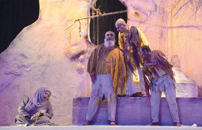 إسدال الستار على فعاليات المهرجان المسرحي الرابع للأشخاص ذوي الإعاقة بدول مجلس التعاون لدول الخليج العربية