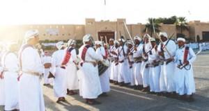 """""""الشهباء للفنون الشعبية"""" بنزوى تشارك في مهرجان الجنادرية الـ30 بالرياض"""