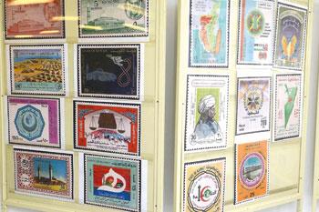 """معرض """"التراث الإسلامي للطوابع البريدية"""".. توثيق حقيقي لرسالة حضارية عظيمة"""