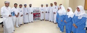 مؤسسة الزبير تواصل دعمها للكاتب والكتاب العماني لتنمية القراءة وتعزيز أهميتها