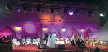 """تواصل فعاليات مهرجان """"صوت الريان"""" وعاصي الحلاني وحاتم العراقي في الليلة الغنائية العاشرة في سوق واقف بالدوحة"""