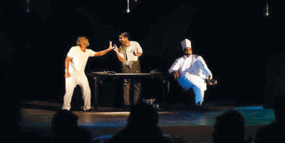 """الرستاق المسرحية تقدم """"كوميديا الأيام السبعة"""" في الدورة الأولى لمهرجان """"شرم الشيخ الدولي للمسرح الشبابي"""""""
