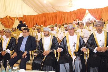 افتتاح فعاليات المعرض العماني الإيراني بمحافظة مسندم