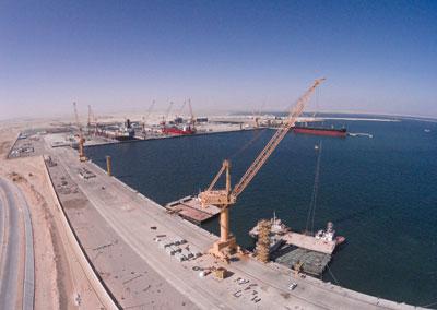 «اقتصادية الدقم» تحدد 26 الجاري موعدا لزيارة موقع مشروع ميناء الصيد البحري
