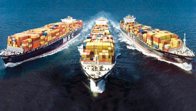 خصائص وأهمية النقل البحري