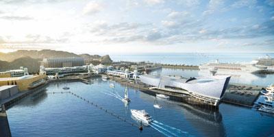 القطاع الخاص والبنكي مهتم بالواجهة البحرية لميناء السلطان قابوس .. و«عمران» تشكل فريق عمل متخصصا بعلاقات المستثمرين
