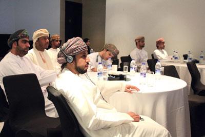اختتام حلقة عمل جائزة السلطان قابوس للإجادة في الخدمات الحكومية الإلكترونية