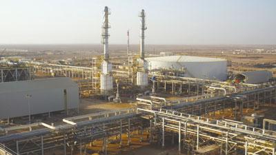 إنتاج السلطنة من النفط يتخطى الـ358 مليون برميل في 2015