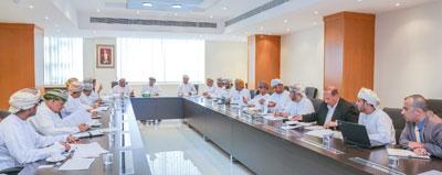 مناقشة ميثاق عمل اللجنة الفنية التنفيذية لمشروع البنية الوطنية للمعلومات الجغرافية