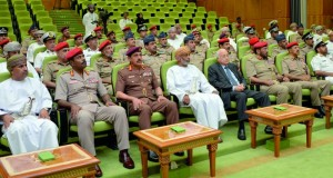 """محاضرة حول """"جامعة الدول العربية بين الواقع والطموح"""" بكلية الدفاع الوطني"""
