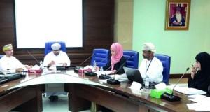 الاجتماع الثاني للمجلس الأكاديمي بكليات العلوم التطبيقية