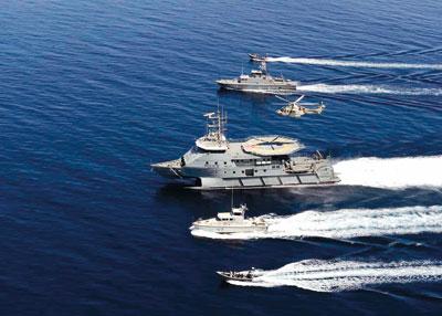 قائد شرطة خفر السواحل:  بكل فخر واعتزاز نحتفل بيوم شرطة عمان السلطانية