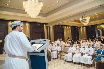 افتتاح ملتقى شباب عمان الثاني بمشاركة 120 شابا بالدقم