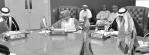 السلطنة تشارك في اجتماع رؤساء الأجهزة المسؤولة عن حماية النزاهة ومكافحة الفساد بدول المجلس بالرياض
