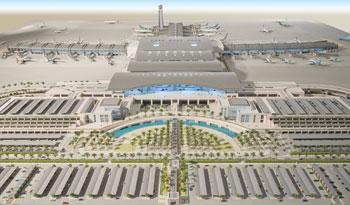 مطار مسقط الدولي يتخطى حاجز الـ 10 ملايين مسافر ومطار صلالة يحقق مليون مسافر