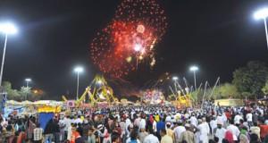 14 يناير وحتى 13 فبراير القادم انطلاق فعاليات مهرجان مسقط 2016