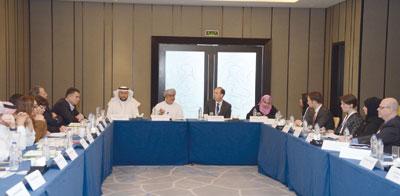 الاجتماع الإقليمي لمجلس البحث العلمي العالمي لدول الشرق الأوسط وشمال افريقيا