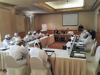 مجلس الشؤون الادارية للقضاء ينظم برنامجا تدريبيا في قضايا الفساد
