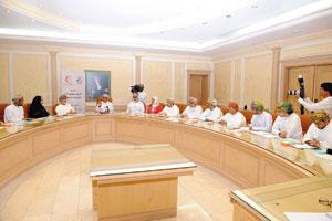 وزير الصحة يدشن فعاليات الأسبوع الخليجي الأول للتوعية بالسرطان
