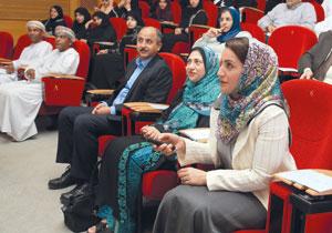 منى آل سعيد: البحث العلمي يُسهم في الجهود المبذولة لتنويع مصادر الدخل