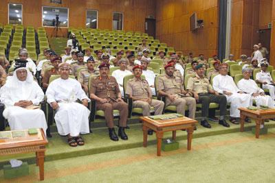كلية الدفاع الوطني تستضيف أمين عام مجلس التعاون لدول الخليج العربية