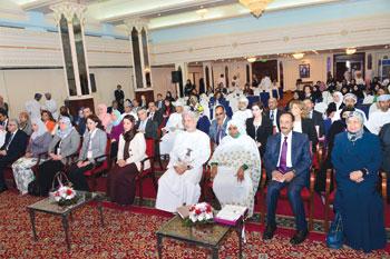 السلطنة تستضيف أعمال الدورة السابعة للجنة المرأة التابعة للجنة الأمم المتحدة لغربي آسيا