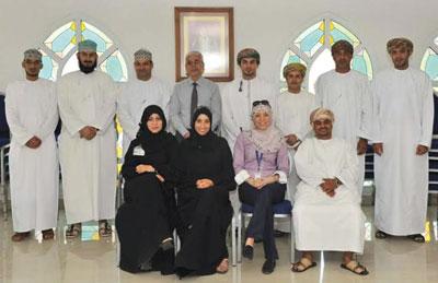 جمعية الصحفيين تكرم 23 عضواً ممن أنهوا مستويات متقدمة فـي اللغة الإنجليزية