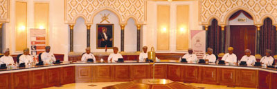 ندوة توعية حول دور جهاز الرقابة المالية والإدارية للدولة في حماية المال العام لموظفي بلدية مسقط