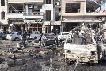 سوريا: الجيش يحسم معركة الشيخ مسكين والإرهاب يغتال 29 بحمص