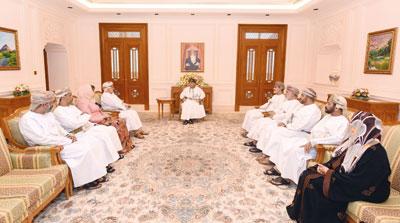 نائب رئيس الوزراء لشؤون مجلس الوزراء يزور مجلسي الدولة والشورى