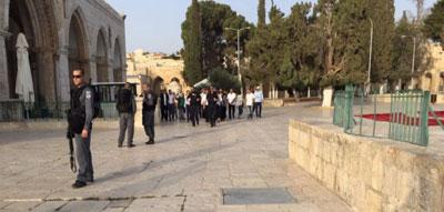 الاحتلال يصعد ممارساته العنصرية في القدس