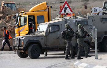 مقاومون يستهدفون قوة لجيش الاحتلال فـي «جنين» وحملات اعتقال فـي الضفة والقدس