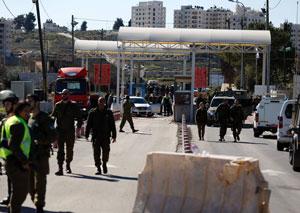 استشهاد مقاوم فلسطيني واصابة عدد من جنود الاحتلال بعملية فدائية