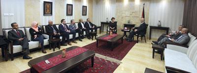 وزاري عربي يطالب بـ (مؤتمر دولي) لإنهاء الاحتلال الإسرائيلي