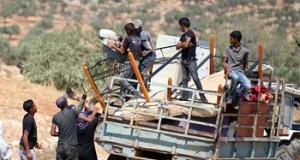 سرقات الاحتلال لأراضي وممتلكات الفلسطينيين عرض مستمر